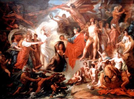 Mitos y héroes