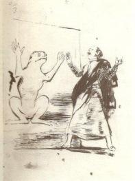 esperpento de Goya